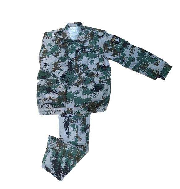 绥化市第十中学迷彩服(不需要备注尺码)